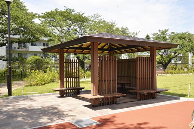 上用賀公園 ( 世田谷区)の写真