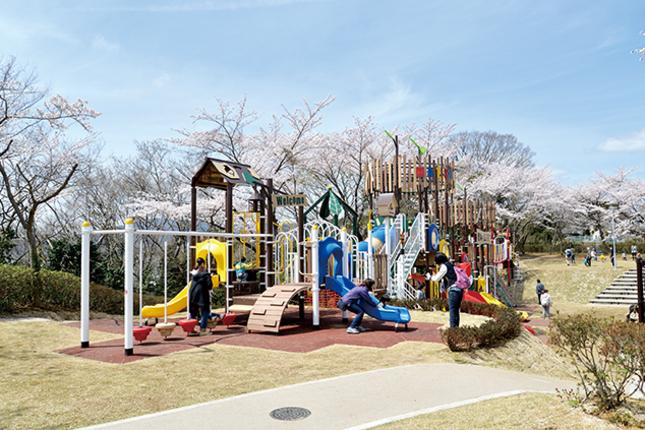 松ヶ岡公園(いわき市)の写真