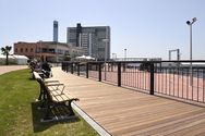 千葉中央港旅客船桟橋 (千葉市)の写真