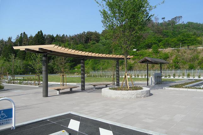 気仙沼市鹿折公営墓地 (気仙沼市)の写真