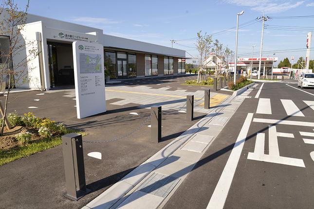 道の駅むつざわ  つどいの郷(睦沢町)の写真