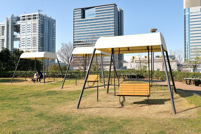 シンボルプロムナード公園 (港区・江東区)の写真
